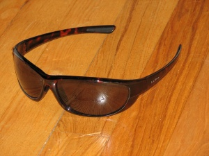 LL Bean Tortoiseshell Sunglasses