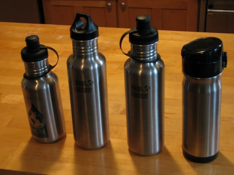 Stainless Steel Sealed Drink Containers