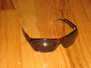 My Favorite Tortoiseshell Sunglasses
