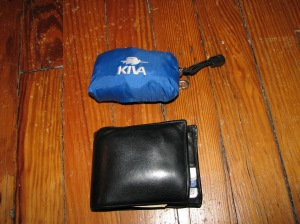 Kiva Keychain Backpack